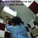 Bảo dưỡng bình nóng lạnh tại Hà Nội
