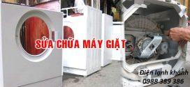 Sửa máy giặt tại nguyễn trãi giá rẻ