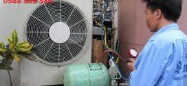 nạp gas điều hòa tại quận từ liêm 0988 389 386